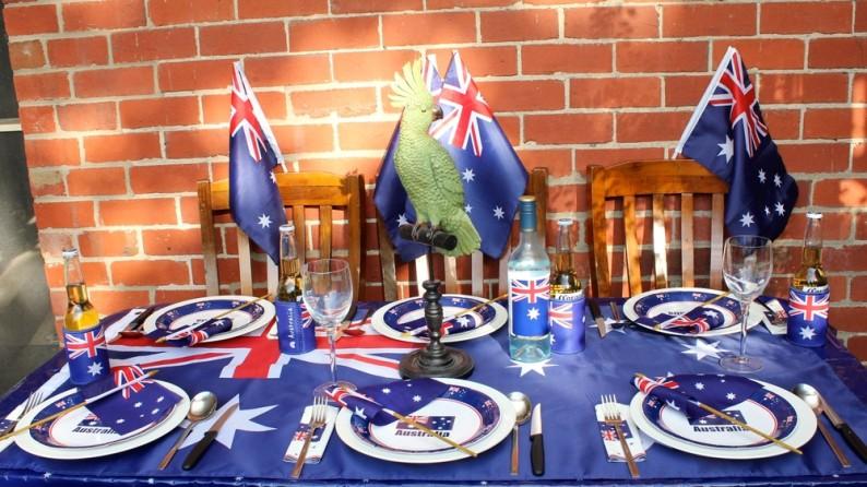 Christmas Day Party Ideas Part - 43: Australia Day Party Ideas