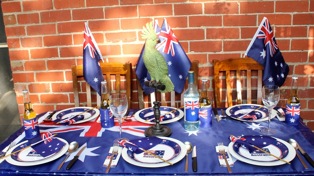 Australia day party ideas the party people online magazine for Australia day decoration