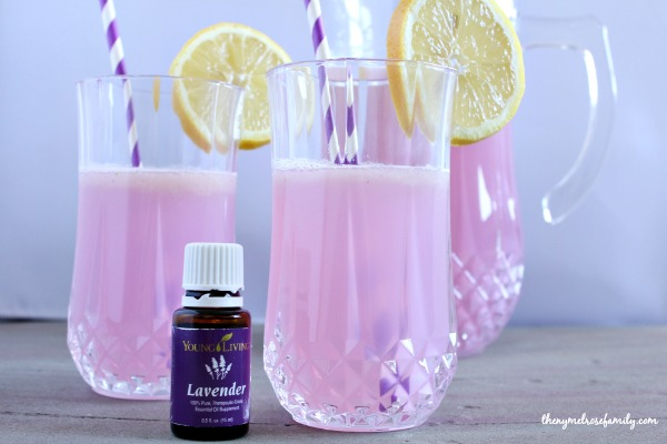 Relax with Lavender Lemonade | The Party People, online magazine