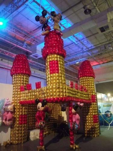 Mickey castle