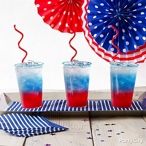 kids mocktails australia day party recipe