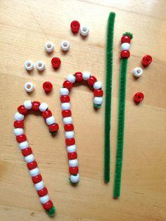 Make your own candy canes