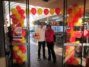 Dean & Mala McDonald's Brookvale