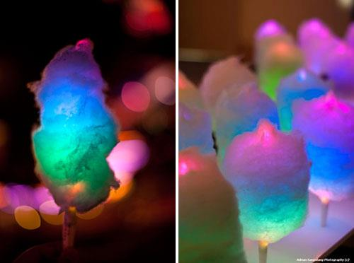 Fairy Floss That Glows The Party People Online Magazine