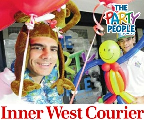 The Inner West Courier talks to Dean Salakas, Chief Party Dude