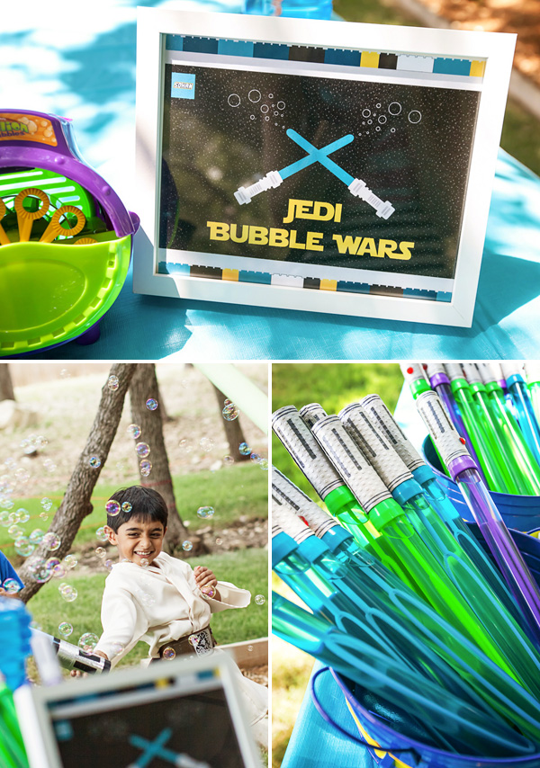 star-wars-party ideas for the kids