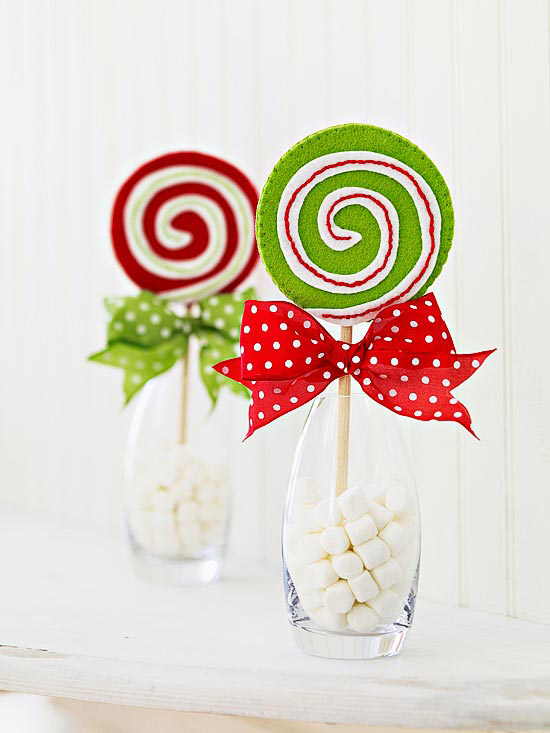 Christmas Lollipops | The Party People, online magazine