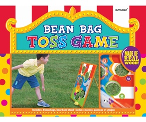 bean toss party game