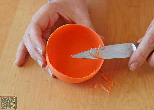pumpkin lolly cups diy halloween party ideas