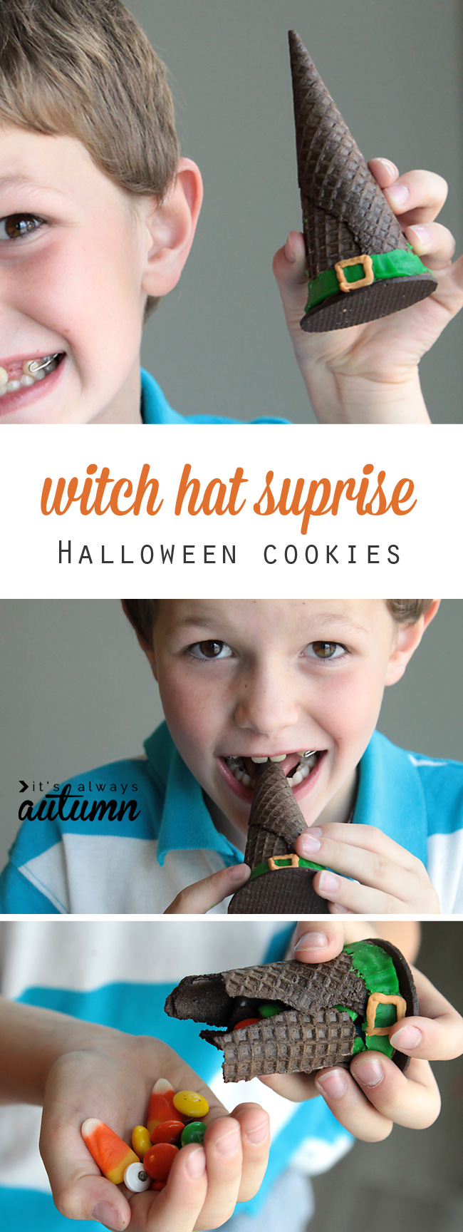 witch-hat-cookie-surprise-easy-halloween-treat-kids-ice-cream-cone-2