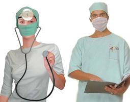 Nurses & Doctors