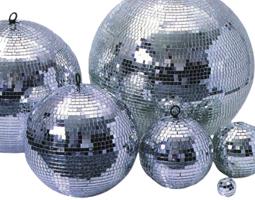 Mirror Balls & Motors