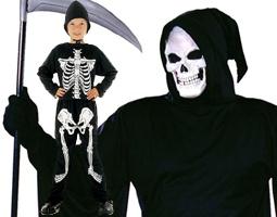 Skeletons & Grim Reapers