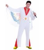 Adult Costume - Rock Star, Deluxe