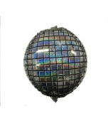 Balloon - Foil, Disco/Mirror Ball