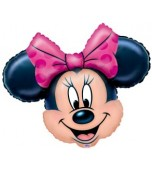 Balloon - Foil Super Shape, Minnie Mouse