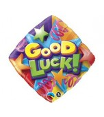 Balloon - Foil, Good Luck!
