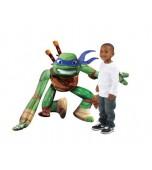 Balloon - Foil Airwalker, Leonardo Ninja Turtle