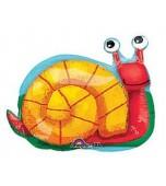 Balloon - Foil Super Shape, Snail