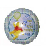 Balloon - Foil, Pooh Have a Happy Birthday