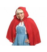 Cape - Red Riding Hooded