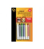 Face Paint Sticks - Brights 6 pk
