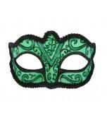 Capri Mask - Green