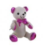 Signature Bear - Metallic Pink
