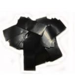 Confetti - Mylar, Black
