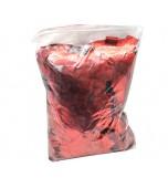 Confetti - Mylar, Red