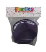 Large Crepe Streamers - Purple