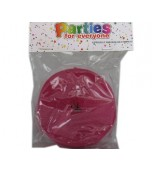 Large Crepe Streamers - Hot Pink