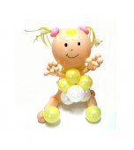 Balloon Sculpture - Babies