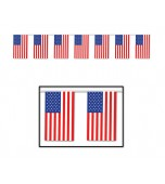 Banner - American Flag, Jumbo Bunting