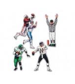 Cutouts - Football Players