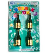 Bubbles, Champagne Bottle 4 pk