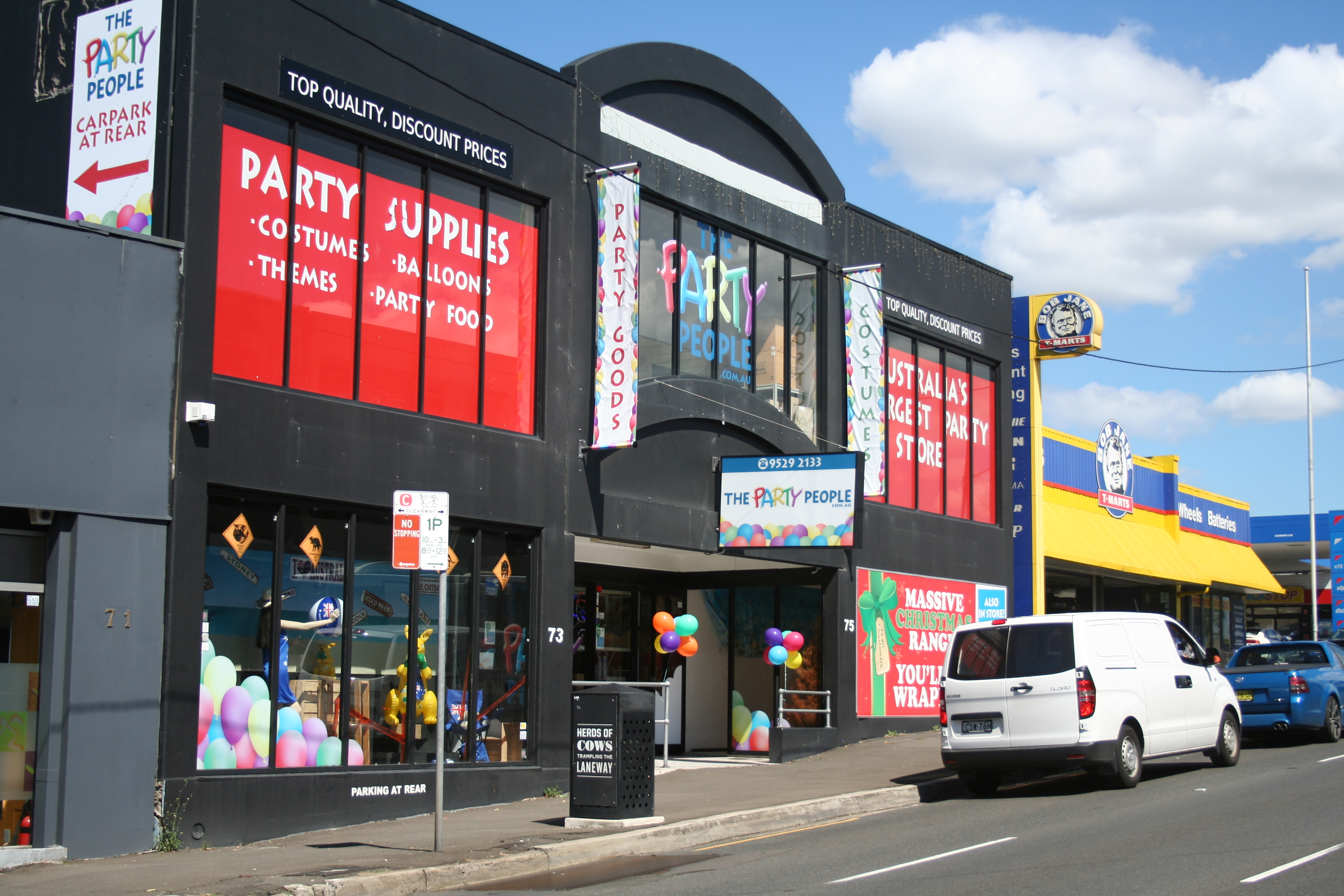 The Party People Drummoyne Store